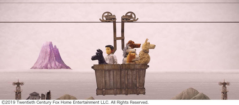 【映画】『犬ヶ島』独自の世界観で描かれる、少年とわんちゃんの冒険に釘付け!
