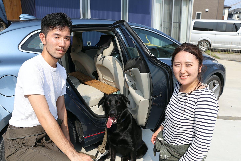 Dog & DIY 「オリジナルドライブシート」を作ろう!