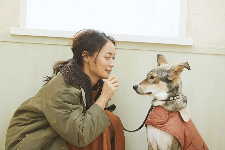 愛犬とリンクコーデでオシャレしよう! おめかしデート服