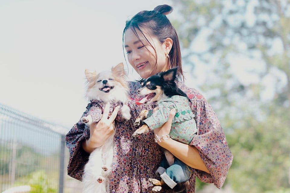 【伊豆】愛犬とリンクコーデで旅行を楽しもう♪犬OKスポットをご紹介