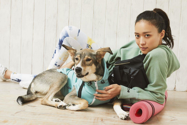 愛犬とリンクコーデでオシャレしよう!  〜スポーツ服〜