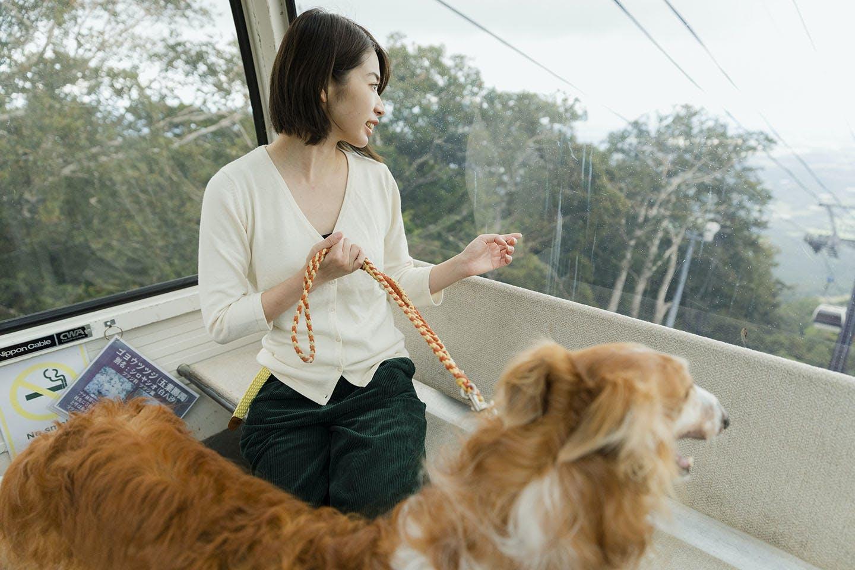 【那須】犬と乗れるゴンドラを初体験♪関東最大級の山頂ドッグランへ行こう!《WanQol編集部レポ》