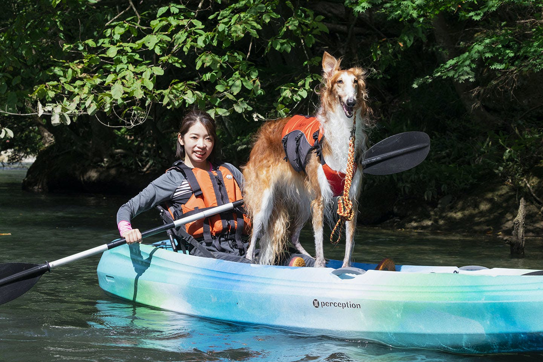【那須】関東近郊で犬と遊ぼう!カヌー体験でアウトドアを満喫♪《WanQol編集部レポ》