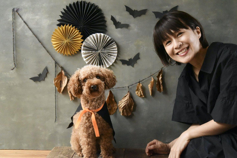 【各10分で完成】愛犬のハロウィン衣装と撮影アイテムを作ろう!《はじめてのワンコDIY》
