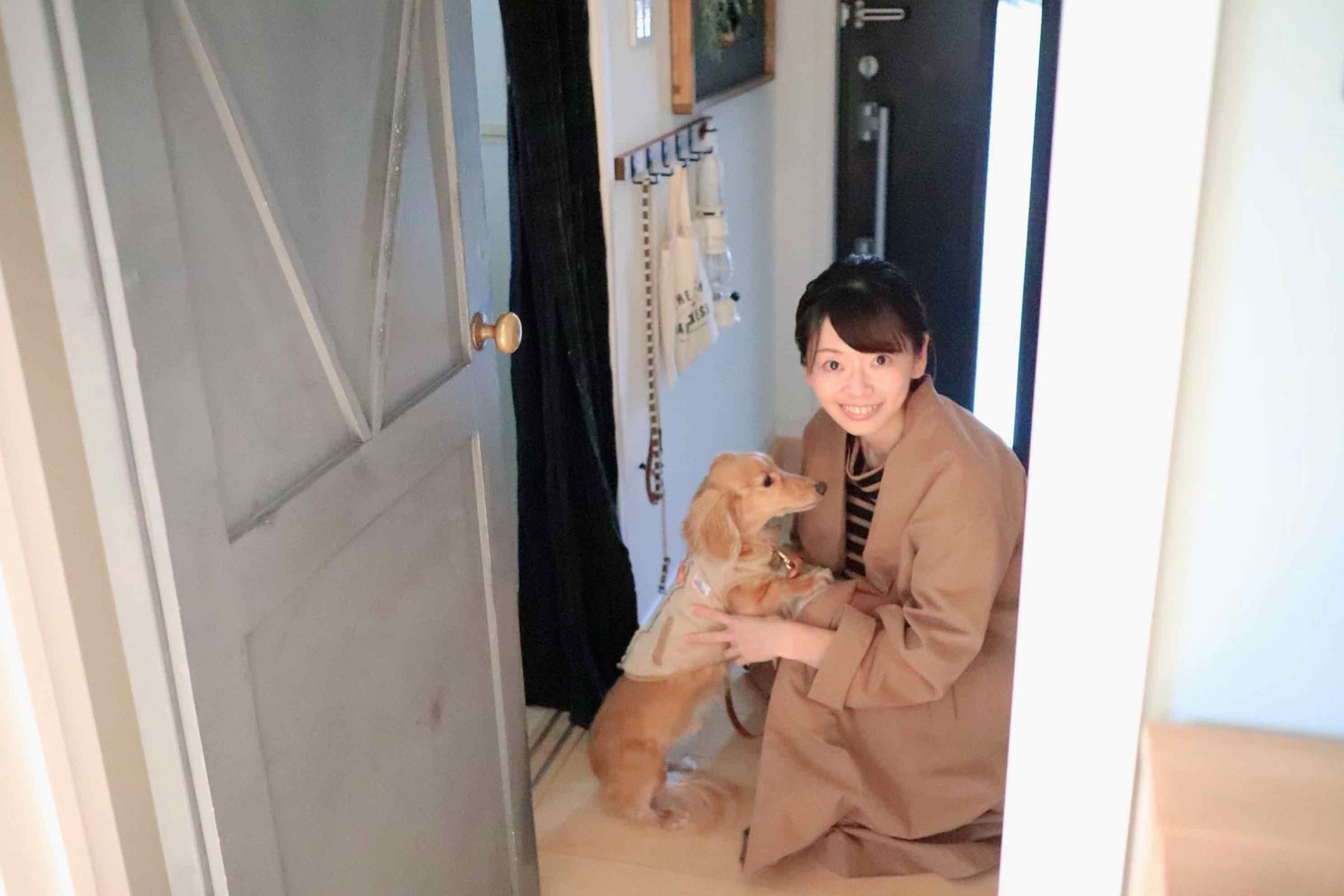 【簡単3ステップDIY】愛犬のお散歩グッズ用の壁掛けフックを手作り!《わんこと暮らすアイディア》