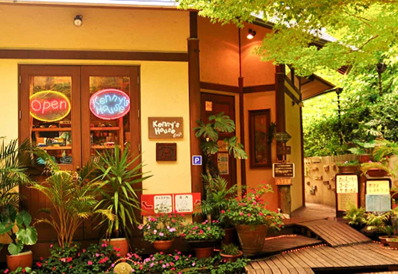 【お得なクーポン】愛犬と入れる『ケニーズハウスカフェ 伊豆高原本店』《WanQolグルメ》