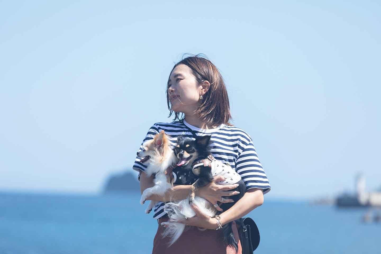 【伊豆・伊東】愛犬とドライブして海さんぽ&ランチを楽しもう!