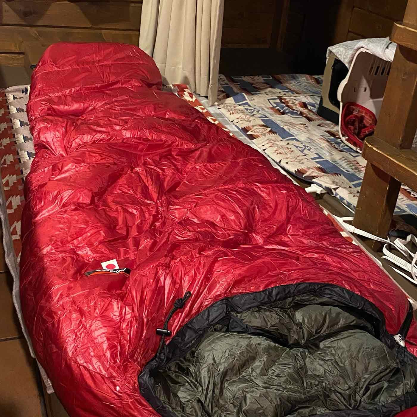 愛犬とクリスマスキャンプ 防寒対策