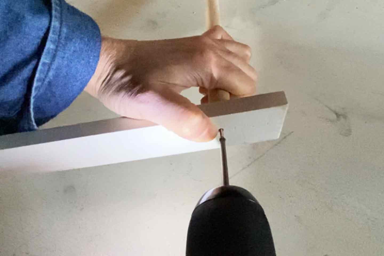 愛犬用ハンガーラック DIY 組み立て