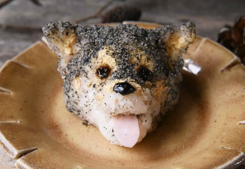柴犬おにぎり DIY chiko