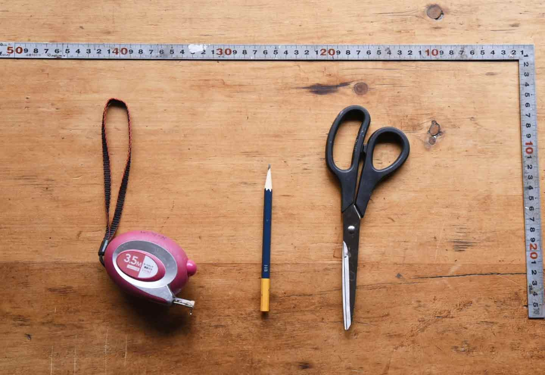 15分DIY 100均ブロックのお手軽ステップ 道具