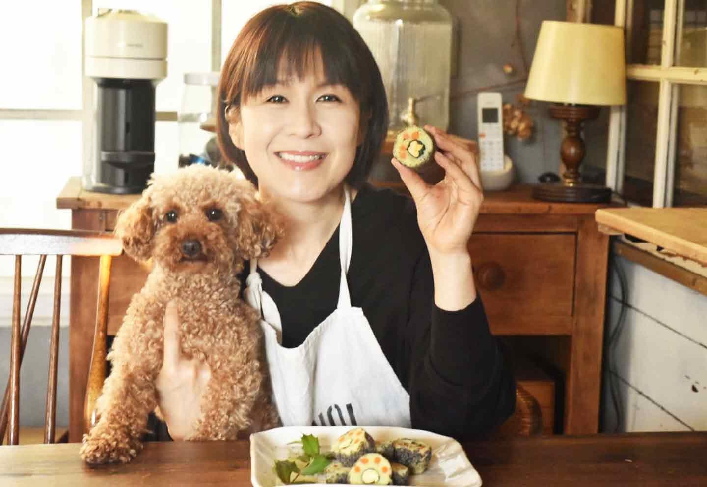 愛犬と節分 恵方巻 簡単で可愛い飾り巻き寿司の作り方