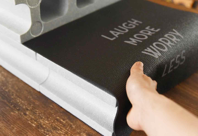 15分DIY 100均ブロックのお手軽ステップ サイズに合わせる