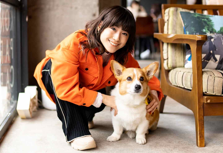 タレントIMALU 愛犬エピソード コーギー