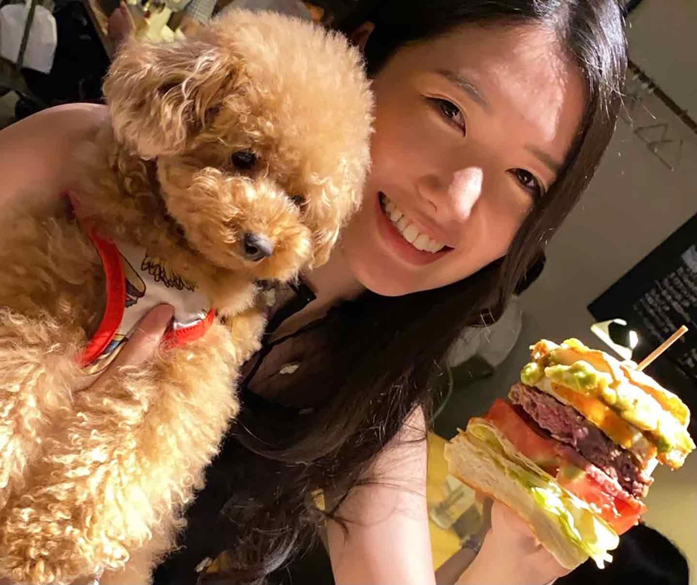 犬スタグラマーがオススメ ごはんも美味しいお店 イーエーティーグリル ハンバーガー