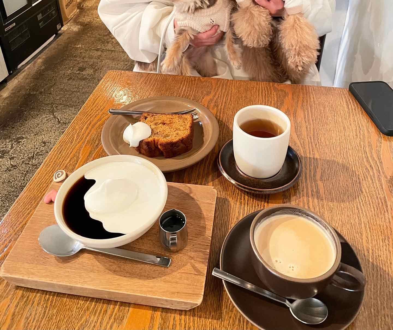 犬スタグラマーがオススメ ごはんも美味しいお店 タスヤード コーヒーゼリー