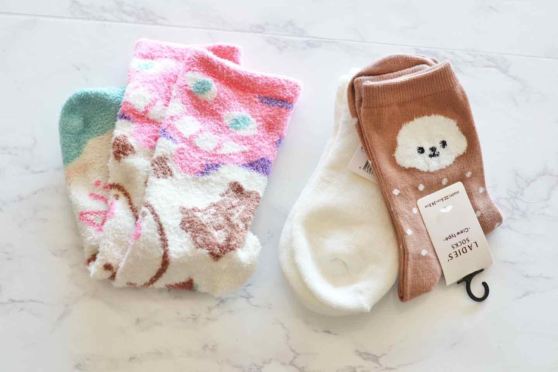 靴下うさぎ 愛犬おもちゃ手作り 材料