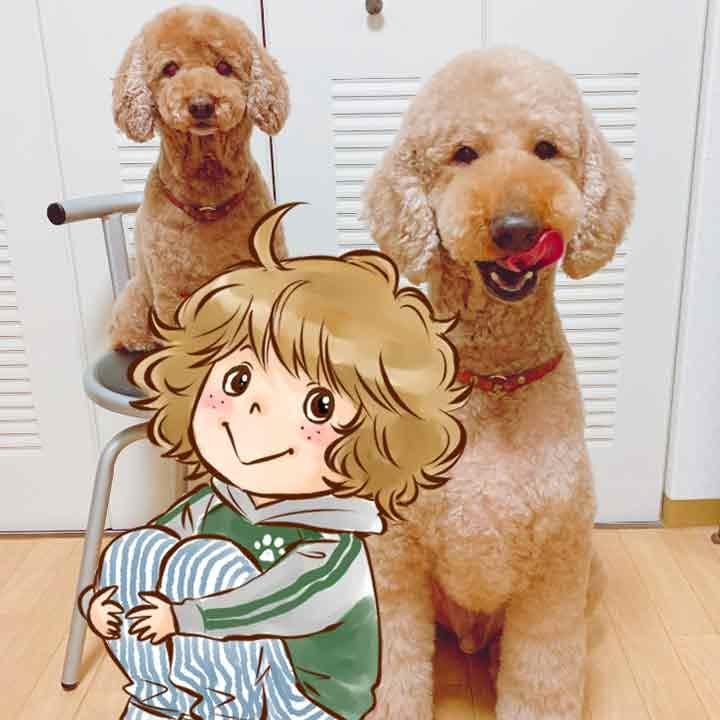 犬好き漫画家/ みやうち沙矢