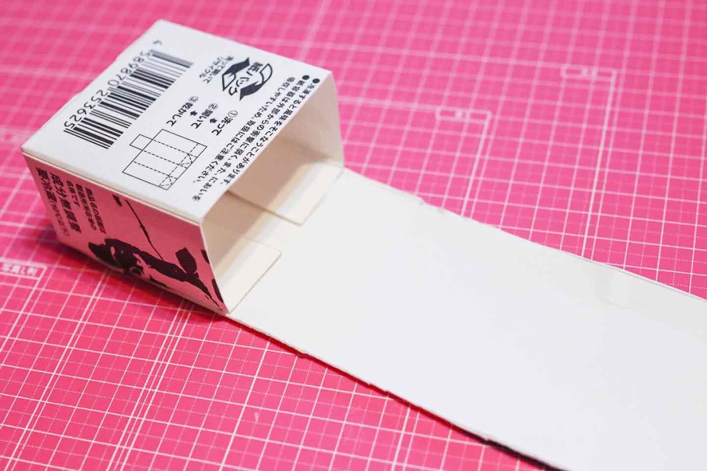 愛犬用ミニランドセル風の小物入れ 両面テープで留める