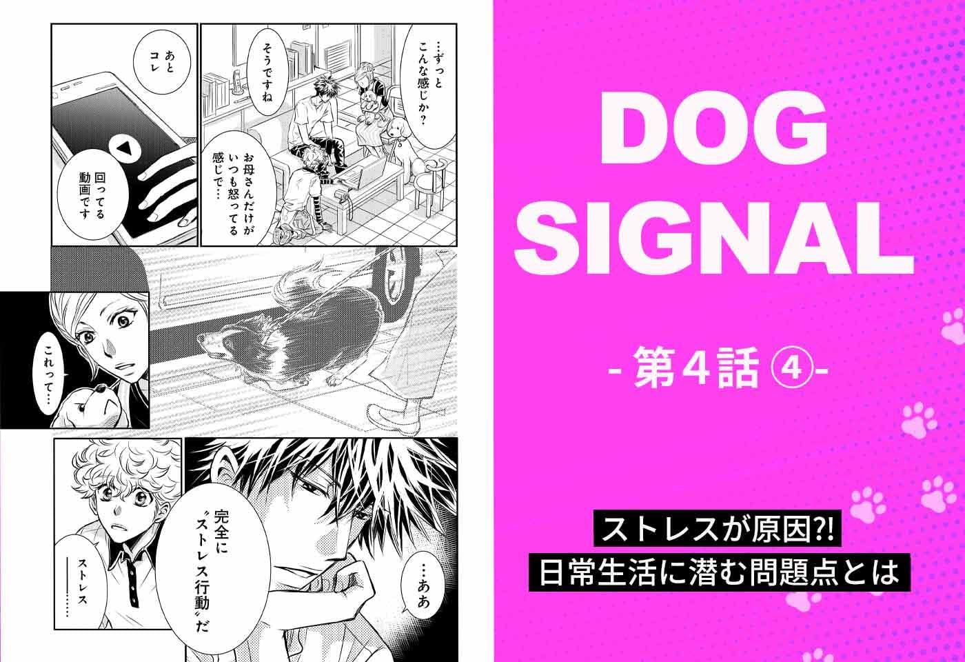 『DOG SIGNAL』4話目 4/4