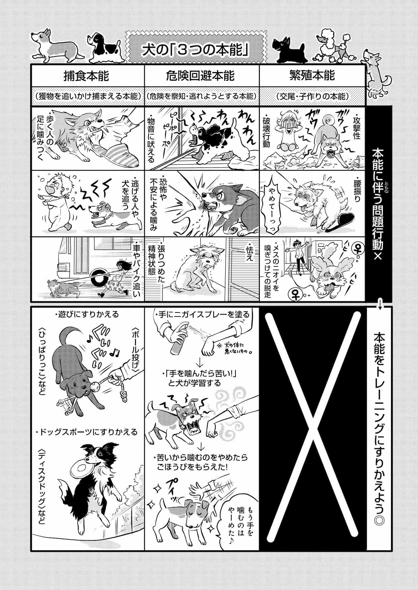 『DOG SIGNAL』6話目① 10ページ目