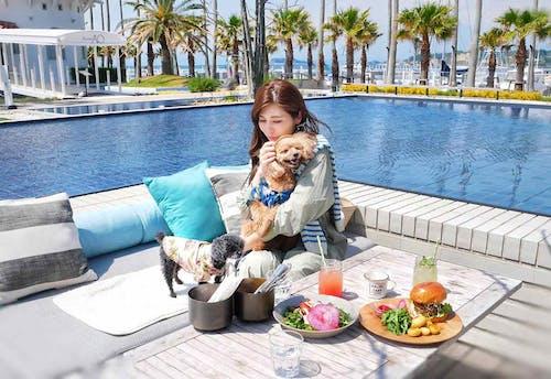 【湘南】愛犬と過ごせるリビエラ逗子マリーナ♪海外リゾート風のスポットや『MALIBU HOTEL』をレポート!