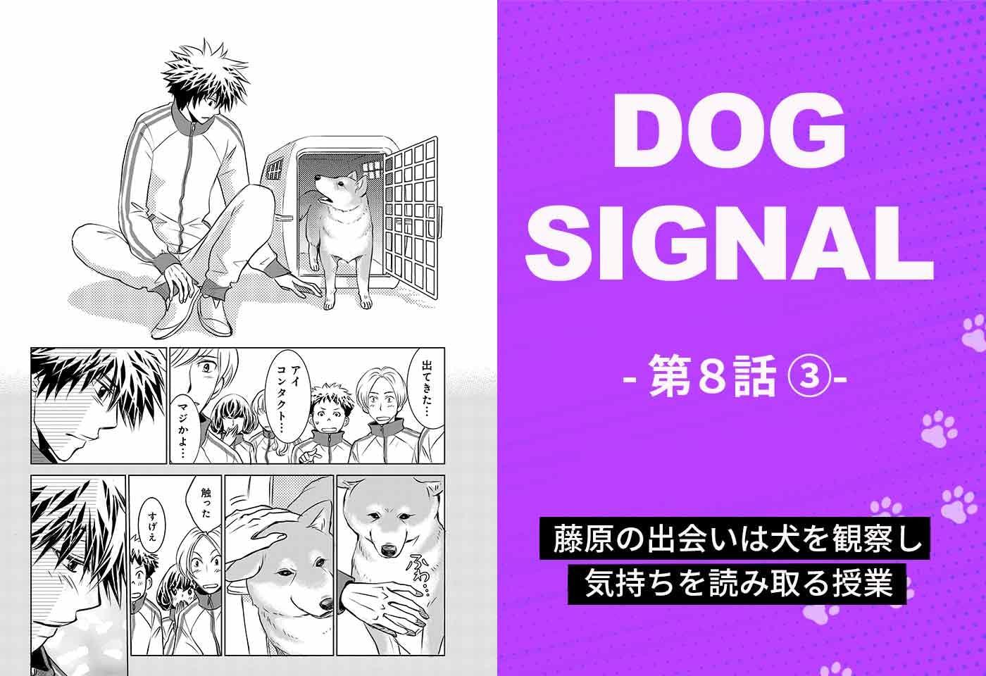『DOG SIGNAL』8話目 3/4