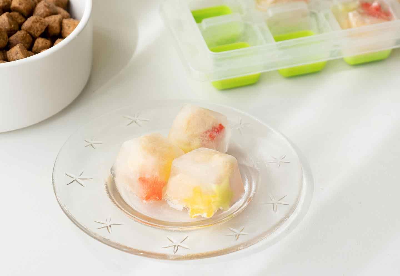 愛犬七夕レシピ 愛犬用鶏ささみと夏野菜のスープの作り方 夏のおやつ