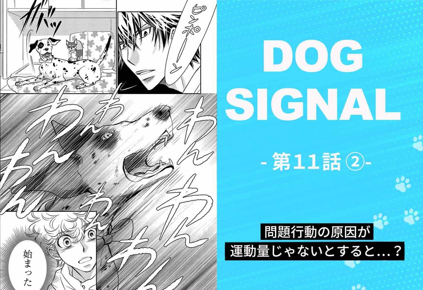 『DOG SIGNAL』11話目 2/4