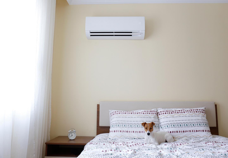 エアコンは切らない
