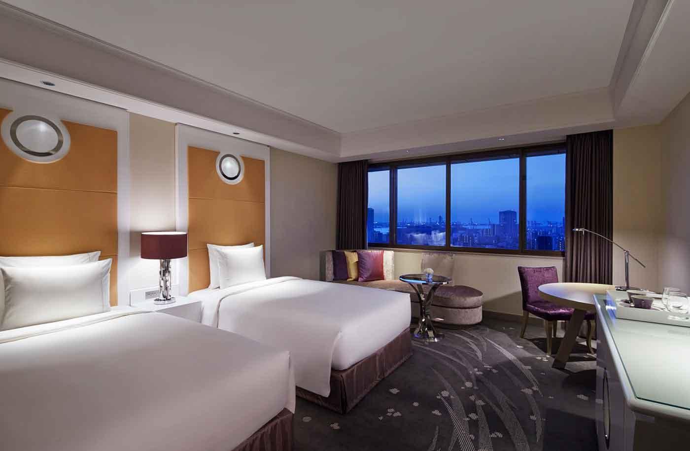 東京マリオットホテルのドッグフレンドリールーム