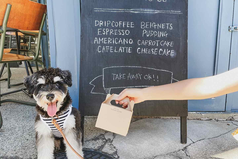 『OKUSAWA FACTORY Coffee & Bakes』 イギリスおしゃれカフェ