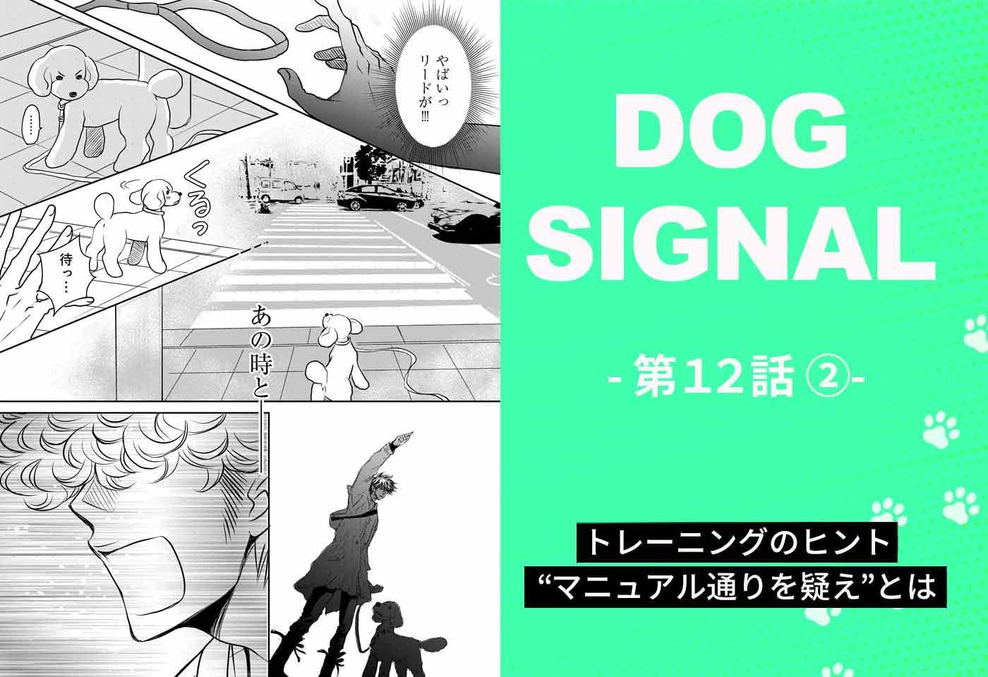 『DOG SIGNAL』12話目 2/4