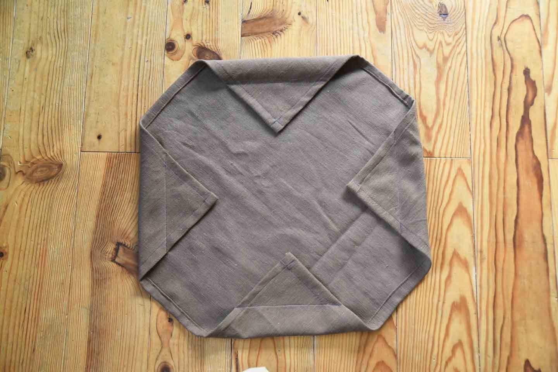 お手軽な愛犬用ドッグコットの作り方 ミシンで布を準備