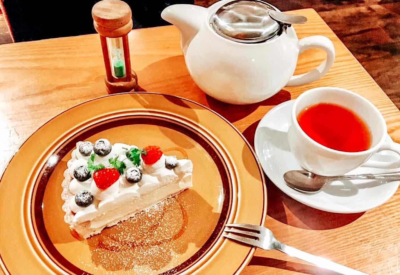 デザートセット ピピンカフェ