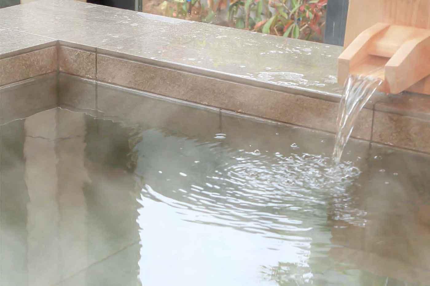 GLAMPISPA瀬戸内の温泉