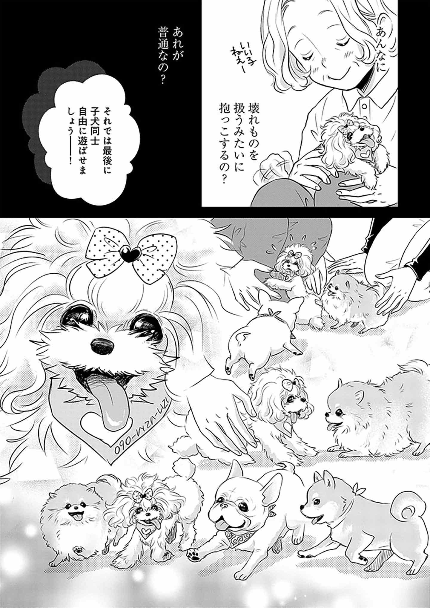 『DOG SIGNAL』16話目③ 7ページ目