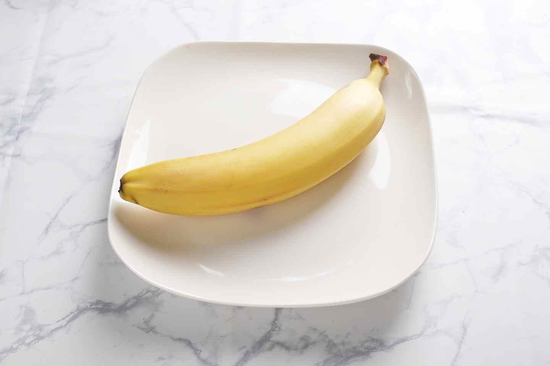 【栄養】愛犬用ヘルシーパンケーキで使用したバナナの効能