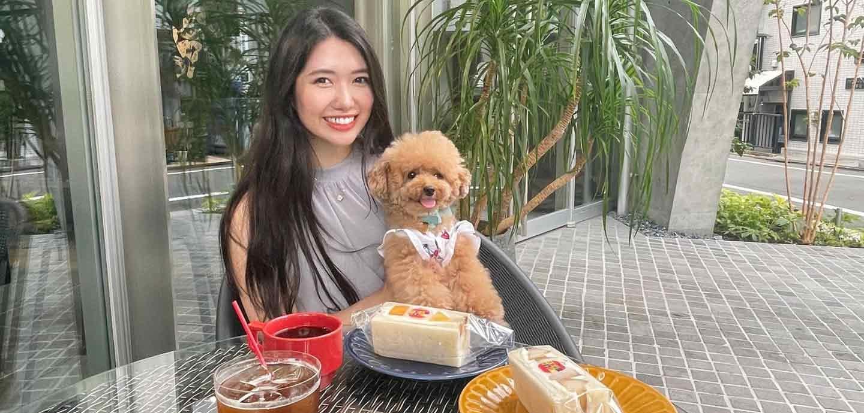 【都内】愛犬と食べに行くべきフルーツサンドのお店3選!犬スタグラマーがイケてるトレンドグルメを紹介