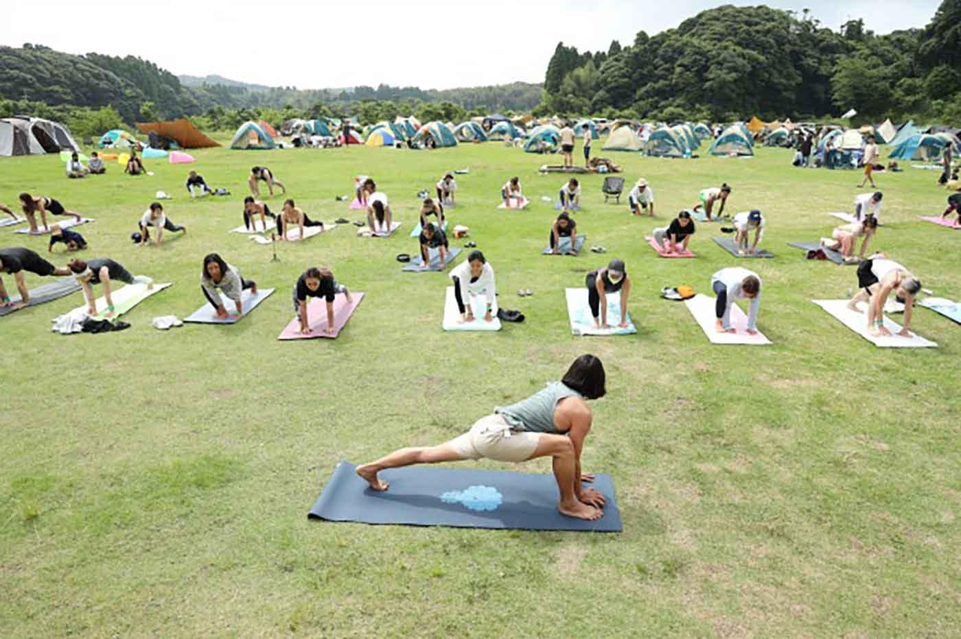 【愛犬同伴OK】大自然の中で心と身体を整えるリトリートキャンプ 『SOUL RETREAT CAMP』開催!