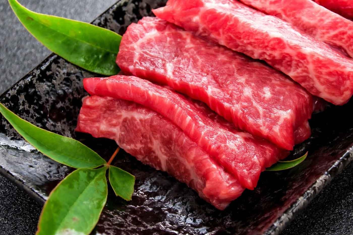 広島ドッググランピング 温井ダムリゾートのBBQ用食材