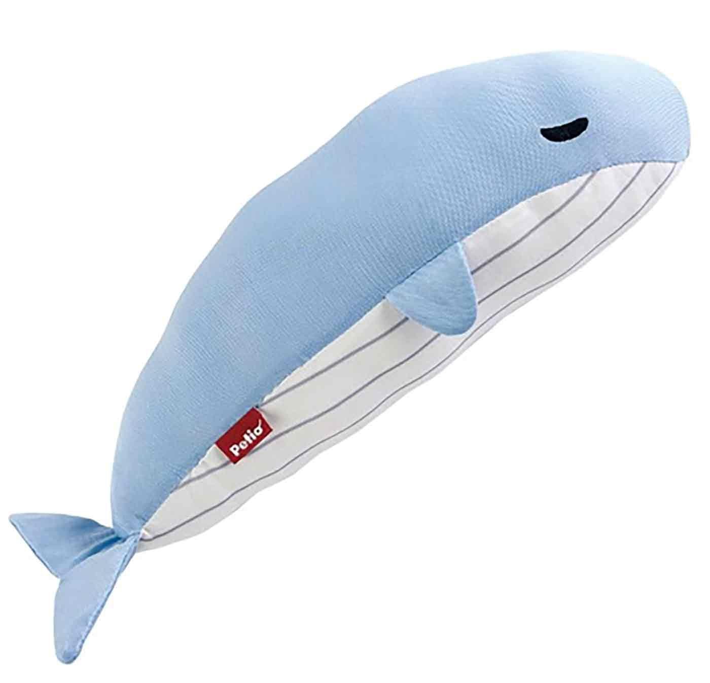 ひんやりTOYあごまくら クジラ
