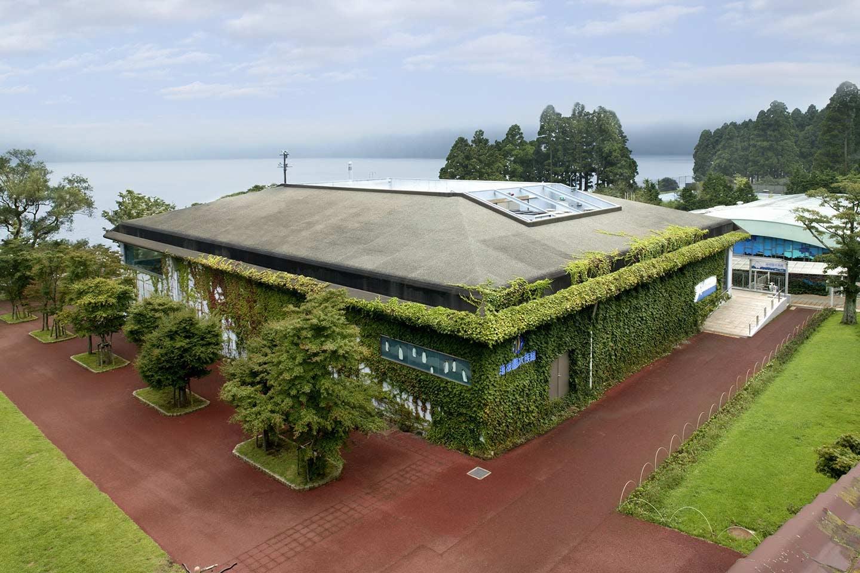 箱根水族館の外観