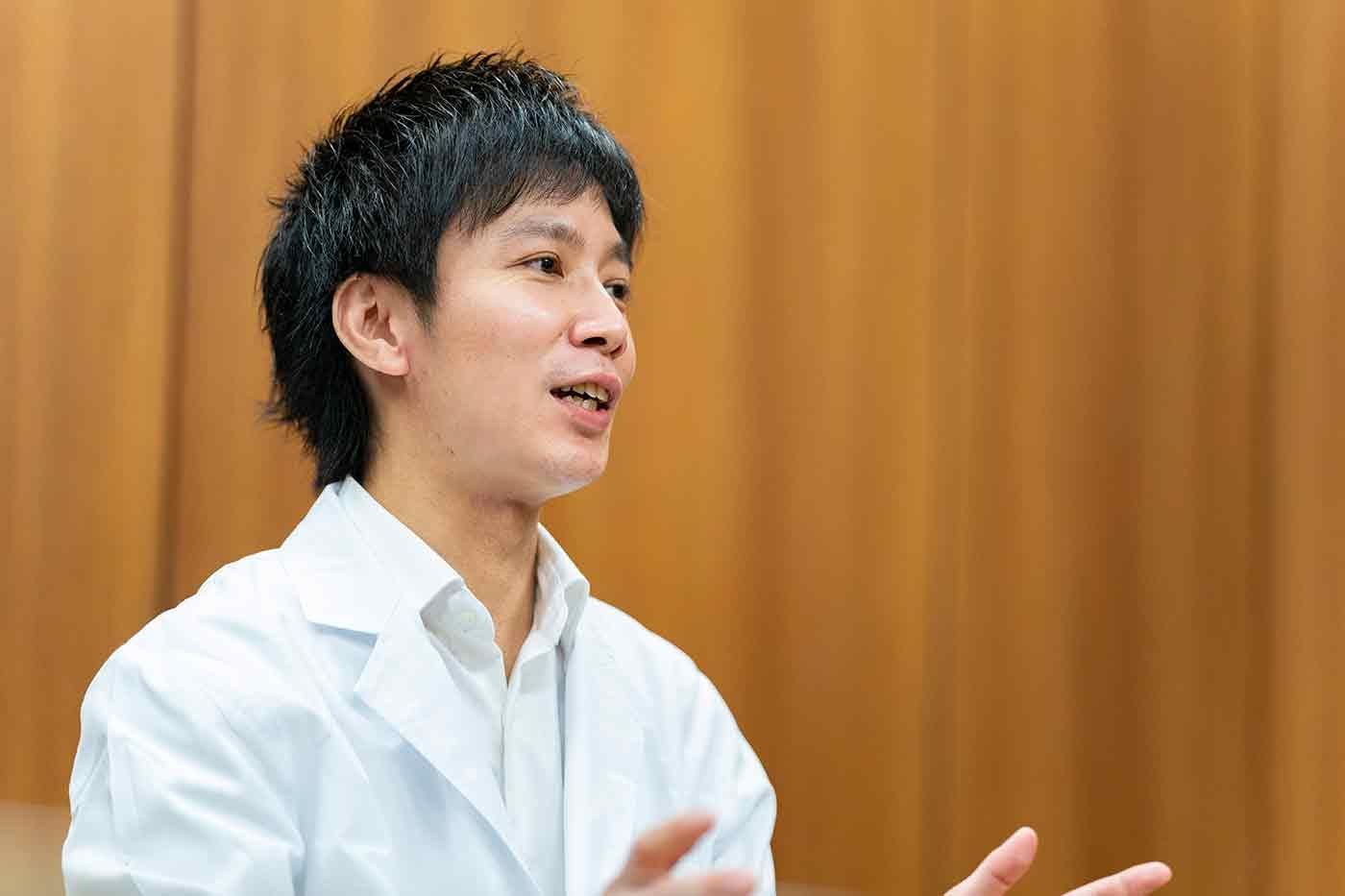 アース・ペット株式会社 研究開発部 安藝良平さん